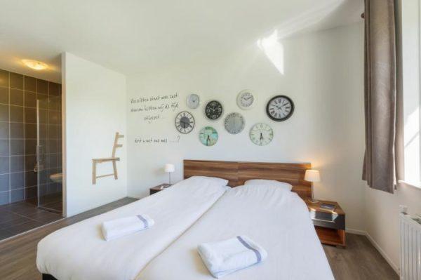 Résidence de Weerribben 3 - Nederland - Overijssel - 24 personen - inloopdouche - slaapkamer