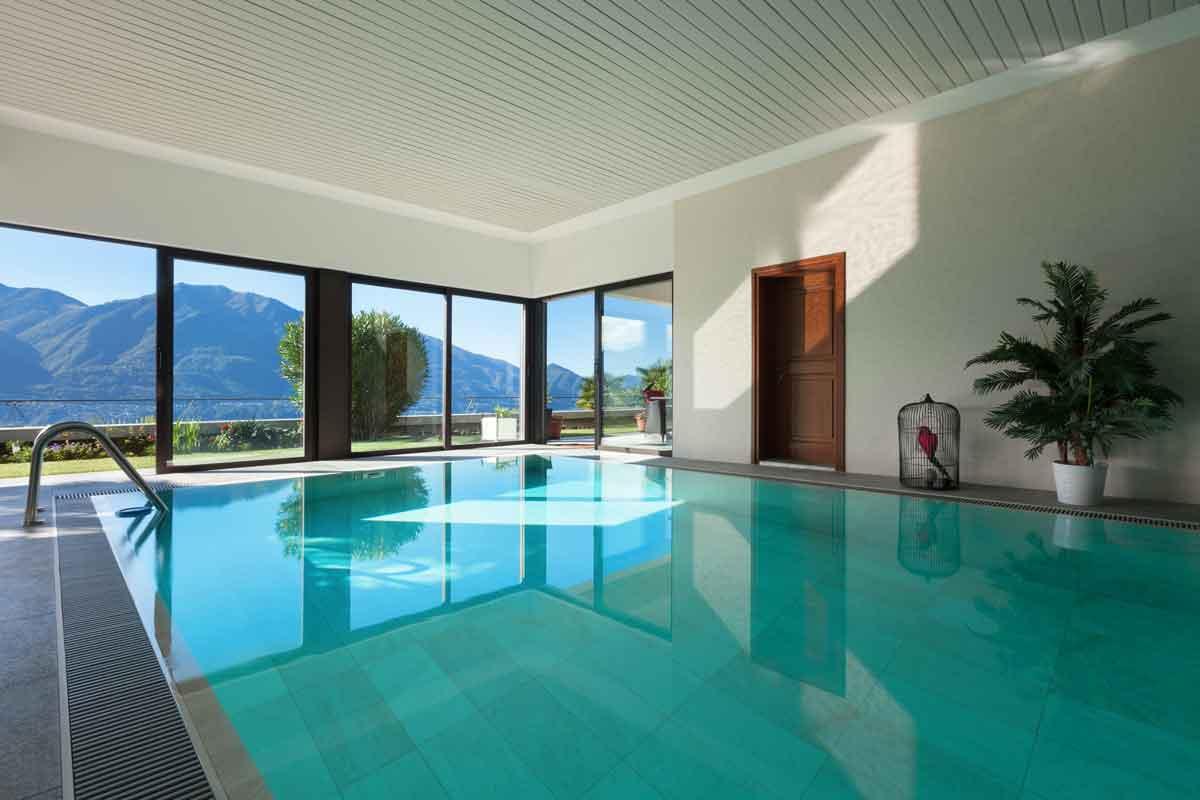 Groepsaccommodatie België met zwembad