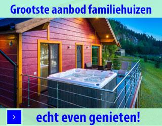 grootste aanbod familiehuizen banner