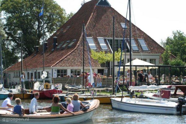 Groepsaccommodatie Goingarijp - Nederland - Friesland - 28 personen - huis