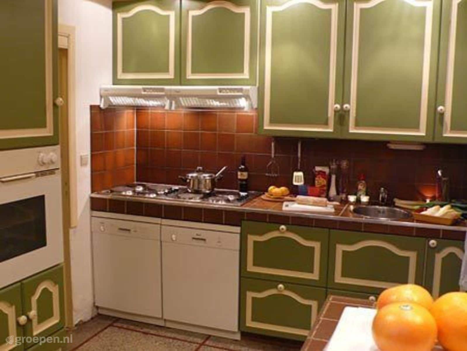 Groepsaccommodatie La Roche en Ardenne - België - Ardennen - 29 personen - keuken