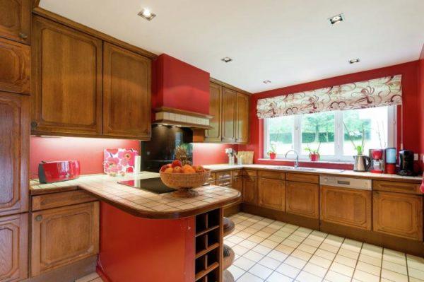 Kasteel Grande villa de Cockaifagne - België - Ardennen - 20 personen - keuken