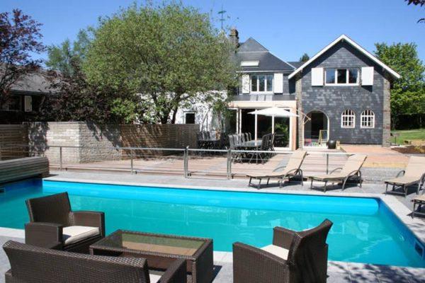 Kasteel Grande villa de Cockaifagne - België - Ardennen - 20 personen - zwembad
