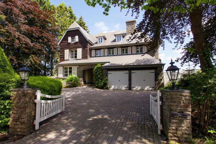 Landhuis Villa Al Bounire - Belgie - Ardennen - 20 personen - huis