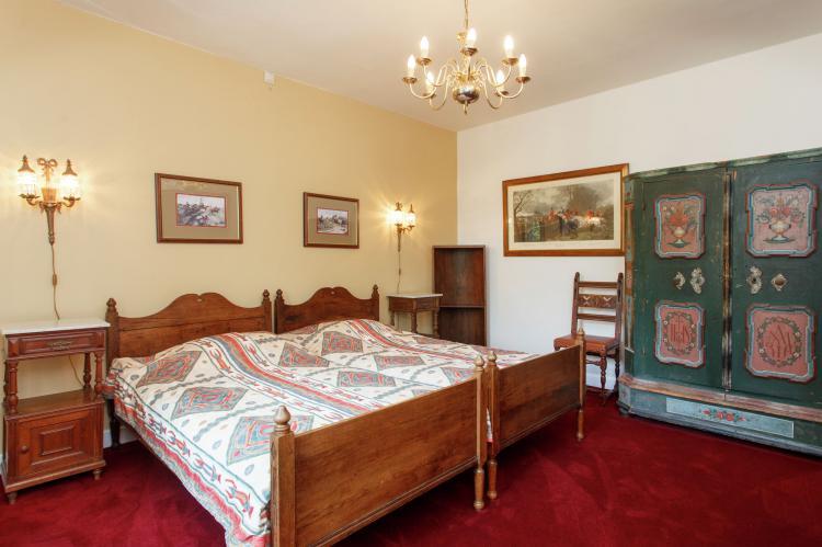 Landhuis Villa Al Bounire - Belgie - Ardennen - 20 personen - slaapkamer