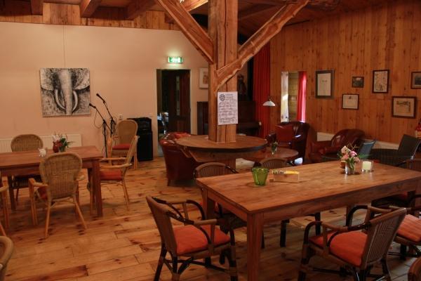 Vakantiehuis DG353 - Nederland - Drenthe - 20 personen - woonkamer