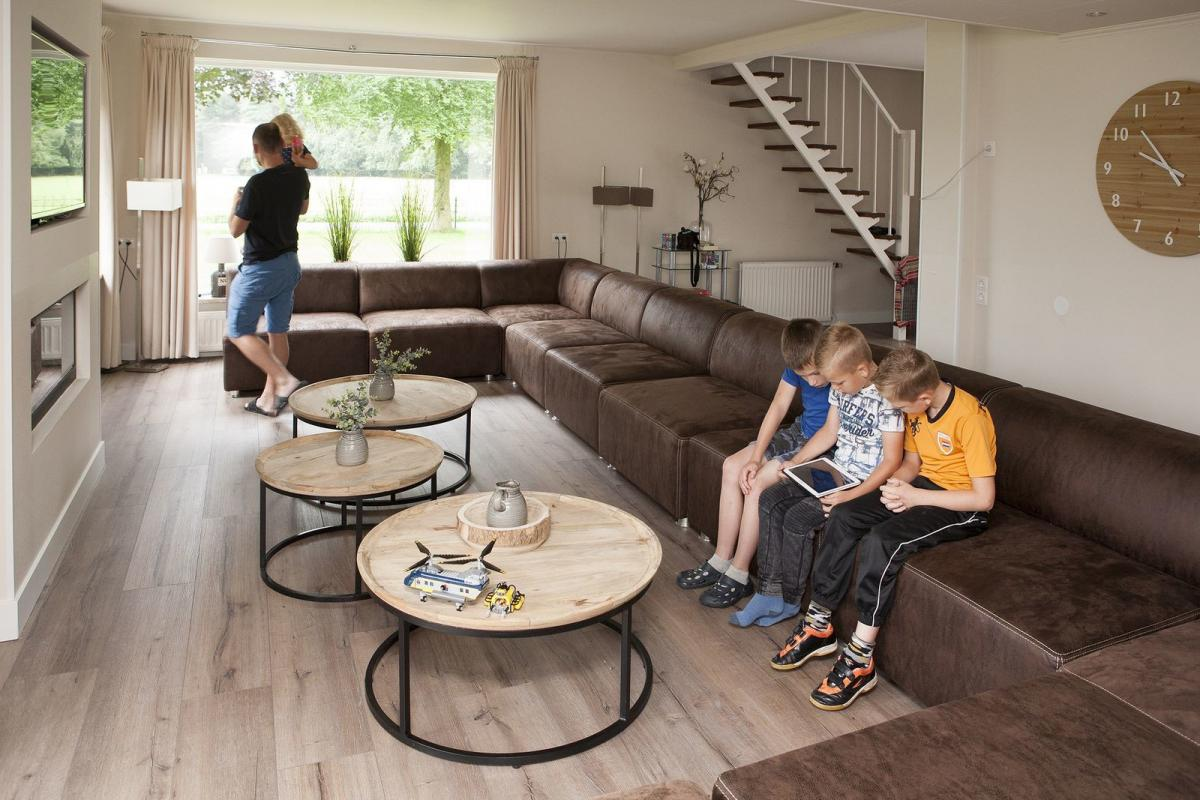 Vakantiehuis DG500 - Nederland - Gelderland - 24 personen - woonkamer
